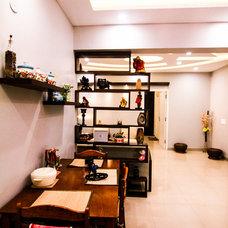 Contemporary Dining Room by Bonito Designs