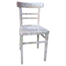 Eclectic Dining Chairs by Etsy