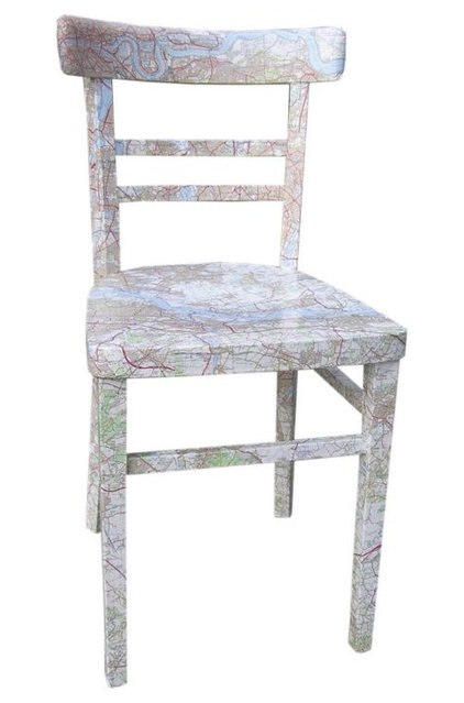 Eclectic Living Room Chairs by Etsy