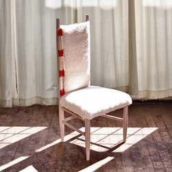 Chair no. Forty Five - FINISHES AND MATERIALS SHOWN