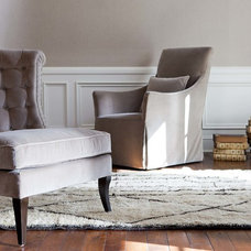 Traditional Accent Chairs by Ebanista