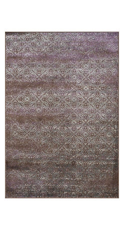 """Loloi Rugs - Loloi Rugs Elton Collection - Brown / Multi, 5'-2"""" x 7'-7"""" - Designed to look like a modern version of yesterday's classics, the Elton Collection features intentionally distressed pattern that matches well with contemporary to transitional spaces. Elton is power loomed in Egypt of polypropylene and polyester for great durability and easy maintenance. Available in six sizes including a runner and a scatter."""