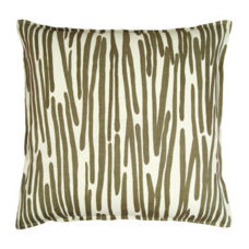 Decorative Pillows by Hable Construction
