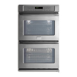 "Frigidaire 30"" Double Electric Wall Oven - Great functionality in a double oven for an attractive price."