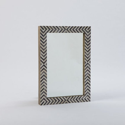 Modern Wall Mirrors by West Elm