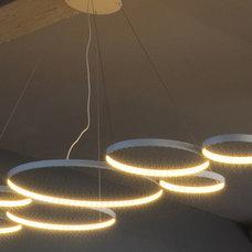 Le Deun Luminaires Designer Furniture - Ultra 8 Hanging Lamp - Le Deun Luminaire