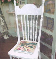 traditional chairs by Etsy