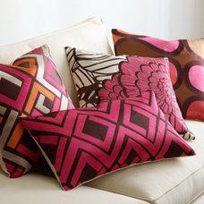 Modern Pillows Modern Pillows