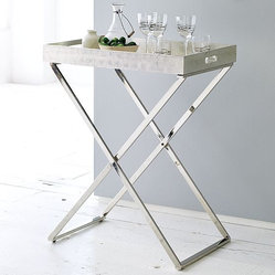 Butler Trays + Stands | west elm