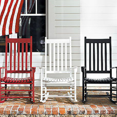 traditional rocking chairs by Grandin Road