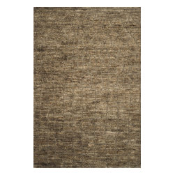 Loloi Rugs - Loloi Rugs SAHASJ-06TN005686 Sahara Tan Transitional Hand Knotted Rug - If it's a stylish statement you seek to make, then we have the rug for you. From India, the Sahara Collection updates living areas with a fresh take on nomadic, Moroccan inspired rugs. Sahara is hand knotted with two different fibers - jute and wool - the later forms the ethnic patterns in each design. Available in traditional off-whites and gorgeous blues.