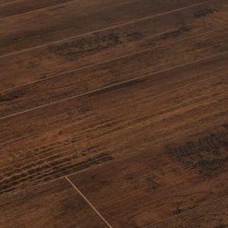 Lamton - Lamton Laminate - 12mm Random Width Oldmill Collection - [22.5 sq ft/box] - Fruitwood Oldmill -  The old-world look of real hardwood is achieved on a new level with the Oldmill Random Width Collection on the Lamton label.    In each box, you will see a set of 7�/5�/3� width boards. Mix and match them according to your own creative ideas for layout. Whether you embrace the randomness, or decide to create your own specifically designed layout, your installation will be unique to you. The varied plank width sets this collection apart from any other laminate on the market and creates a truly authentic hardwood appearance    Expertly made, innovative laminate flooring    Designed with precision in Germany, each option in the collection is designed to look and even feel like a real wood surface. The intricate processes of manufacturing present a flooring surface with four-sided beveled edges with French bleed, handscraped effects, and textures , colors, and grain patterning of the most admired wood surfaces in the world.    Each option in the Oldmill Collection is designed to endure. The boards are treated with melamine wear layer with aluminum oxide for added resistance against wear. The AC3 rating means that you can install these floors in any general residential space where laminate floors are practical. And installing them is designed to be straightforward, with DIY-friendly locking systems that make each board easily connected with another.    Stylish, innovative random width laminate floors at best pricing    We are excited to be able to present this line of random width laminate floors, each one designed to provide meticulous detailing of patterns, colors, and expert board design for the transformation of 21st century spaces. Our manufacturing partners are the experts at creating the laminate floors that only the pros can spot as being laminates; the colors, patterns, and contours convince everyone else that they're real hardwood.    And we at BuildDirect a