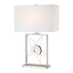 Kovacs - Kovacs P768-613 1 Light Accent Table Lamp - Single Light Accent Table LampFeatures: