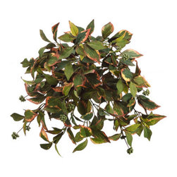 Silk Plants Direct - Silk Plants Direct Fall Fruiting Ivy Hanging Bush (Pack of 6) - Silk Plants Direct specializes in manufacturing, design and supply of the most life-like, premium quality artificial plants, trees, flowers, arrangements, topiaries and containers for home, office and commercial use. Our Fall Fruiting Ivy Hanging Bush includes the following: