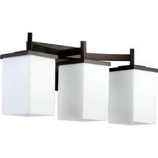 Contemporary Bathroom Vanity Lighting by Arcadian Home & Lighting