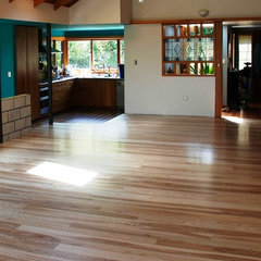 contemporary wood flooring by Australian Hardwood Co.