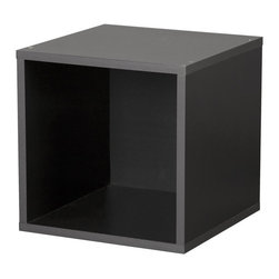 Hayneedle - Open Cube - 327606 - Shop for Caddies and Stands from Hayneedle.com! From record collections to books and beyond the Open Cube is a fabulous storage option. Made of engineered wood composite and finished with veneers this cube embodies classic principles of contemporary design while setting the stage for your own uniquely curated displays. Naturally each cube plays well with others so you can purchase multiples to build rectangular pyramid or stair-step storage solutions.About Foremost Groups Inc.Established in 1988 based on simple strategies and principles Foremost remains dedicated to their mission of providing fashionable innovative designs and knowledgeable friendly customer service to their customers on a daily basis. Throughout the years Foremost has developed offices and distribution centers in the U.S. and Canada with four separate product divisions consisting of bathroom furniture indoor and outdoor furniture and even food service equipment. All of their products are proudly constructed with world class engineering and the best designs at an affordable price.