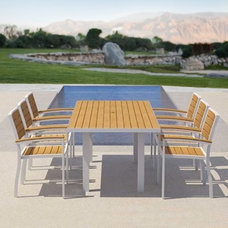Contemporary Patio Furniture And Outdoor Furniture by Hayneedle