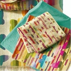 "Missoni Home - Josephine Hand Towel - Features: -The Bath Collection. -Includes 6 towels. -Fabric Josephine: 100% Cotton. -Overall Dimensions: 16"" W x 28"" D."