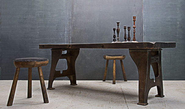 Eclectic Dining Tables by Modern50 | Artist Collective & Atelier