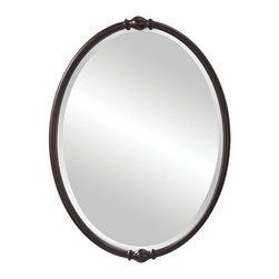 Murray Feiss - Murray Feiss MR1119ORB Jackie Oil Rubbed Bronze Mirror - Murray Feiss MR1119ORB Jackie Oil Rubbed Bronze Mirror