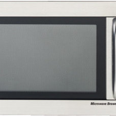 Contemporary Microwave by AJ Madison