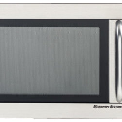 GE Countertop Microwave Oven - A nice countertop microwave in stainless at a very attractive price point.