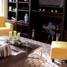 Contemporary  by Julie Powers Design