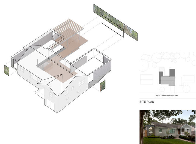Rendering by KUBE architecture
