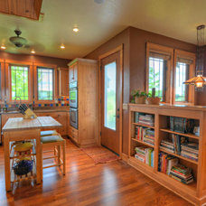 Craftsman Kitchen by Craig Mische, Counselor Realty Inc. of Alexandria