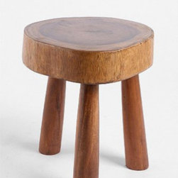 Farmstead Stool - I'm always in need of a stool. This could double as a seat when you need to sit for a second while putting on your shoes. It would also be charming in a kids room.