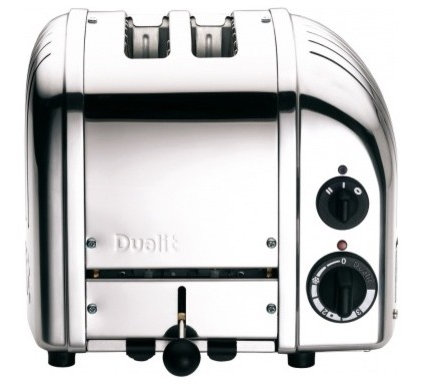 Traditional Toasters by Dualit