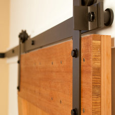 Rustic Barn Door Hardware by Real Sliding Hardware