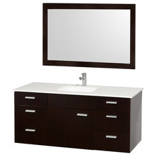 Contemporary Bathroom Vanities And Sink Consoles by Exotic Home Expo