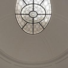 Transitional Skylights by Solarium Design Group Ltd.