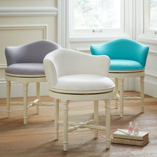 Contemporary Living Room Chairs by PBteen