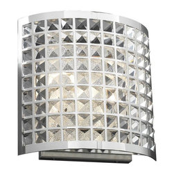 PLC Lighting - PC Two Light Decorative Wall SconceJewel Collection - Since 1989, PLC Lighting, Inc.