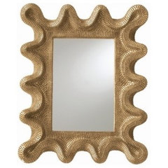 eclectic mirrors by Shop Ten 25