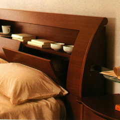 modern headboards by Moshir Furniture