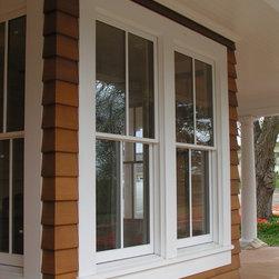 Windows - Private residence, Portland, Oregon.  Architect: Jeffrey L. Miller, Architect, P.C.