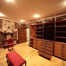 Eclectic Closet closet