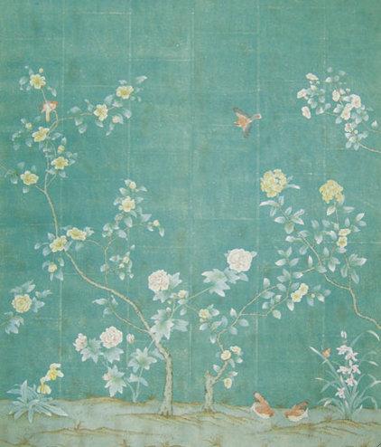 Asian Wallpaper by Paul Montgomery Studio
