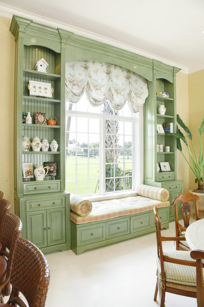 Traditional Furniture by Architectural Details & Woodworking, Inc.