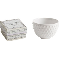 Rosanna - Rosanna Farmhouse Pantry Small Hobnail Bowl -