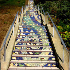 16th Ave Tiled Steps Project - San Francisco