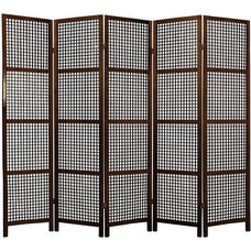 Asian Screens And Room Dividers by Oriental Furniture