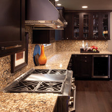 Kitchen Countertops by STRATECH (Quartz, Granit and Marble Fabricator)