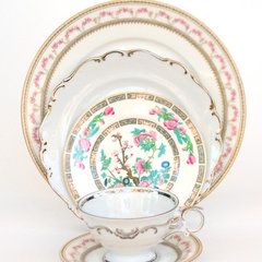 traditional dinnerware by Antiquaria