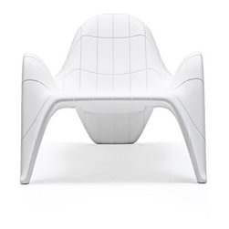 Vondom - Vondom | F3 Club Chair - Design by Fabio Novembre.
