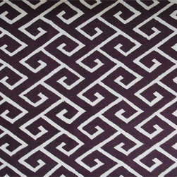 The Rug Market - GREEK ,Area Rug ,size   7X10 - This contemporary rug is made of UV Poly and will surely add color to any space